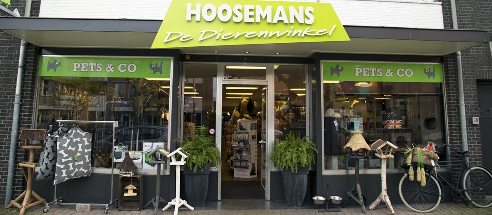 Dierenwinkel Hoosemans